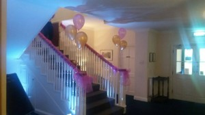 balloon-on-stairs
